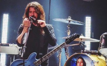 dave grohl show me how to live