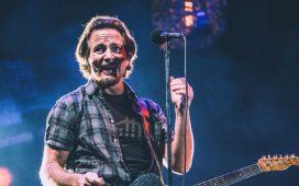 Pearl Jam han finalizado la mitad de un nuevo disco