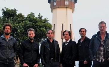 queens of the stone age prision san quentin