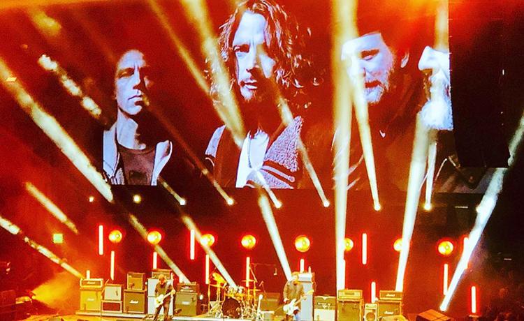 soundgarden concierto homenaje chris cornell