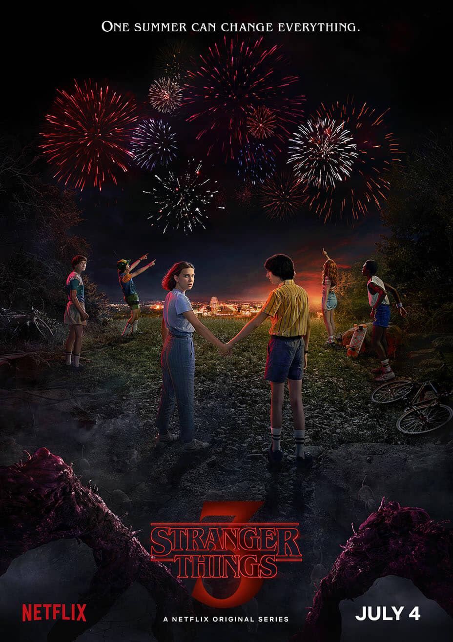 estreno stranger things temporada 3