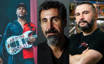 tom morello serj tankian these grey men