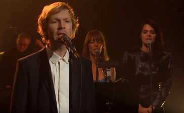 beck tarantula feist bat for lashes