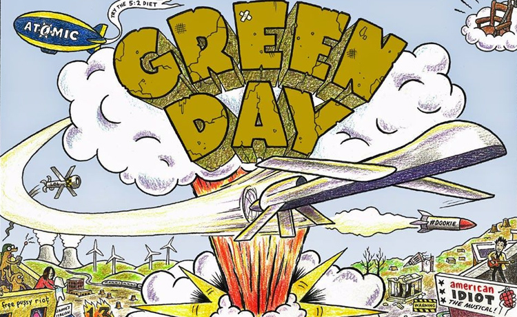 25 años del dookie de green day