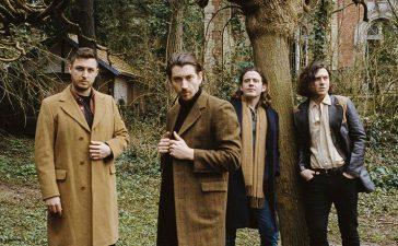 Arctic Monkeys no tardarán otros 5 años en publicar un nuevo disco