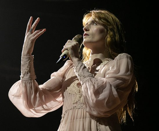 cronica florence and the machine barcelona 2019