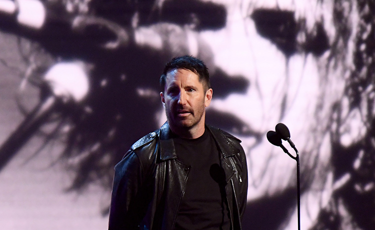 trent reznor the cure rock and roll hall of fame