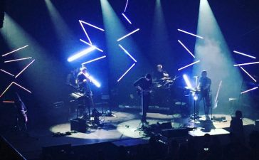 Apparat estrena nuevas canciones en directo