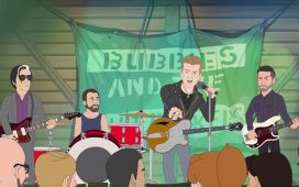 queens of the stone age trailer park boys animated