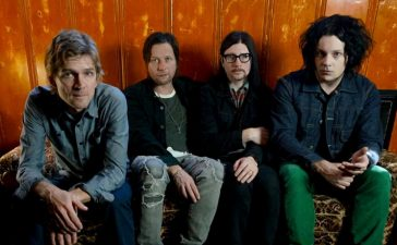 the raconteurs primer disco en 11 años