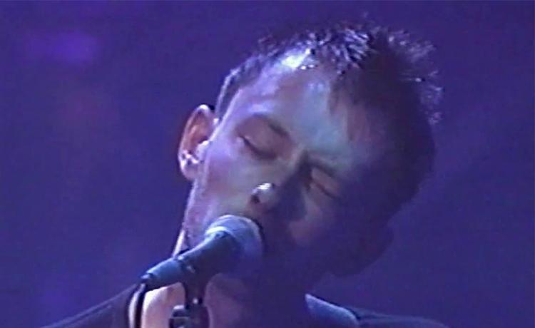 ultimo concierto gira ok computer radiohead
