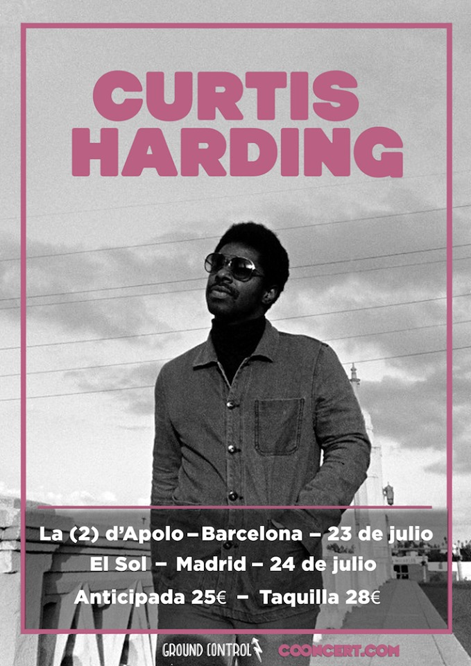 Curtis Harding: Face Your Fear 60614154_10158508108579832_1909587277785333760_n