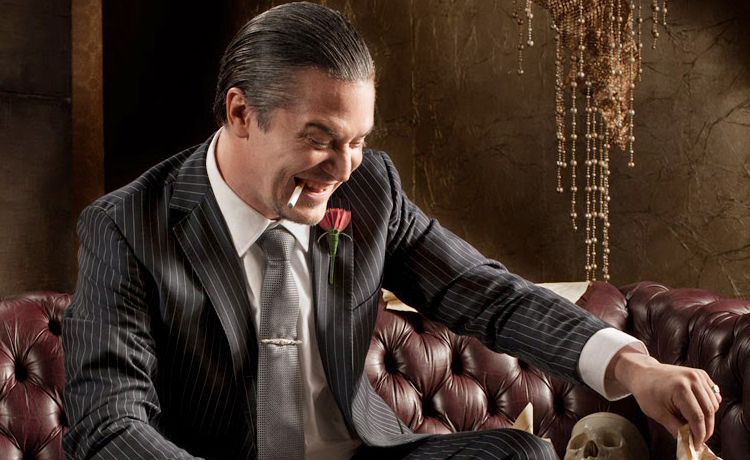 mike patton on top of the world