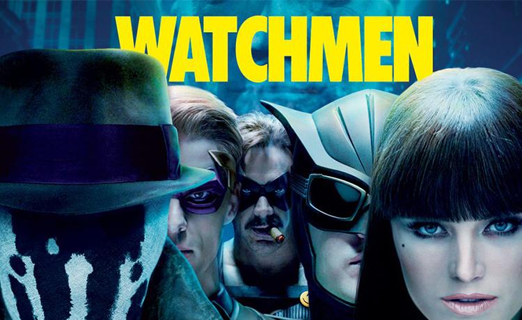 "Trailer de la serie ""Watchmen"" de HBO"