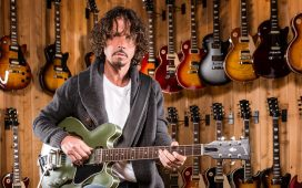 Chris Cornell ES 335 Tribute