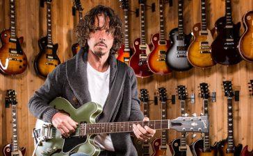 Chris Cornell ES 335 Tribute