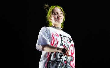fotos billie eilish madrid