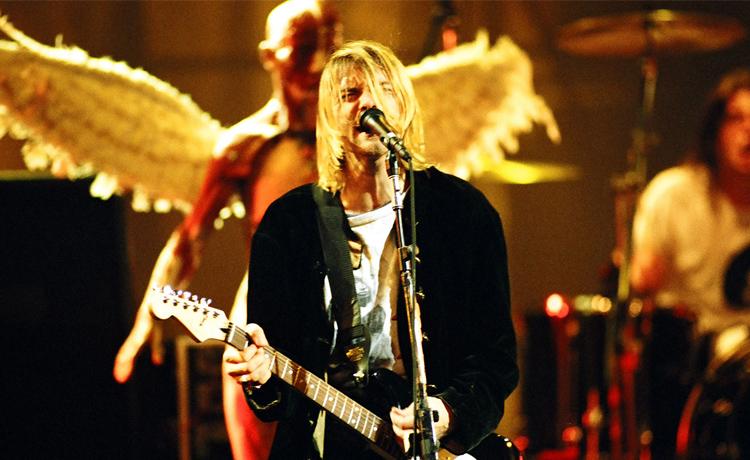 nirvana loud and live 1993