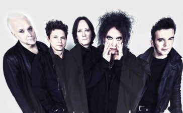 the cure tres discos