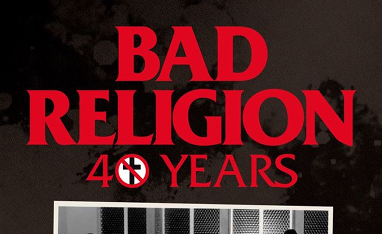 bad religion gira españa 2020