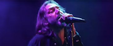 the black crowes primer concierto