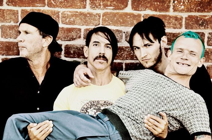 red hot chili peppers europa 2020