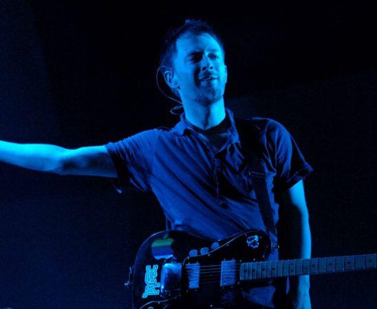radiohead bonnaroo 2006