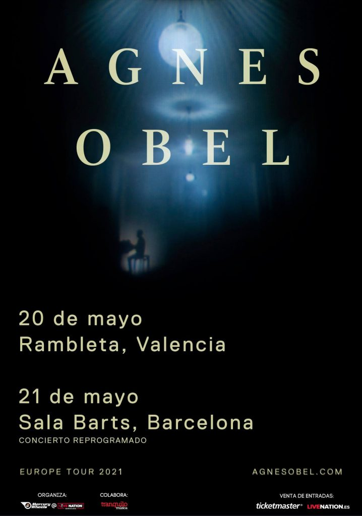 agnes obel valencia barcelona