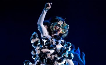 bjork conciertos streaming