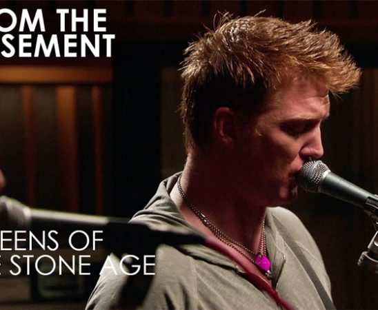 queens of the stone age from the basement 2007