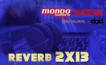 2x13 reverb medios musicales