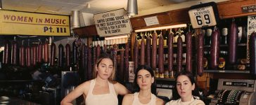 haim women in music pt iii