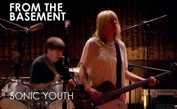sonic youth basement