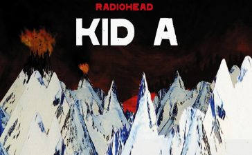 libro kid a radiohead