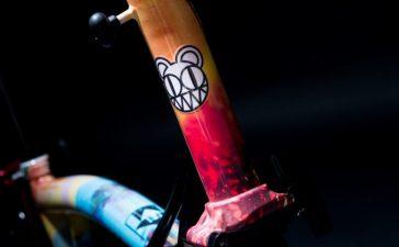 bicicletas radiohead brompton