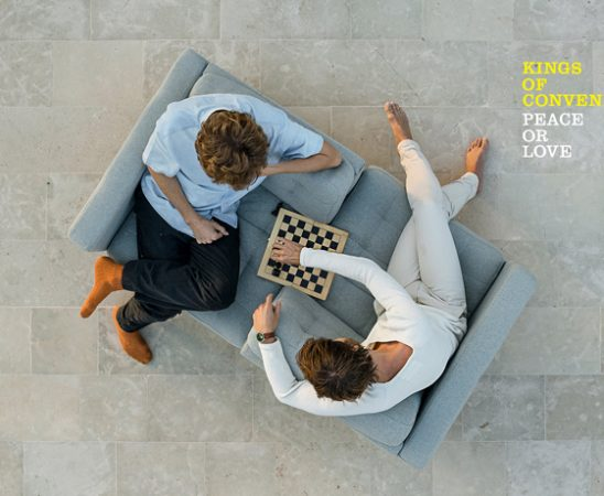 kings of convenience peace or love